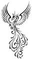 Főnix logó